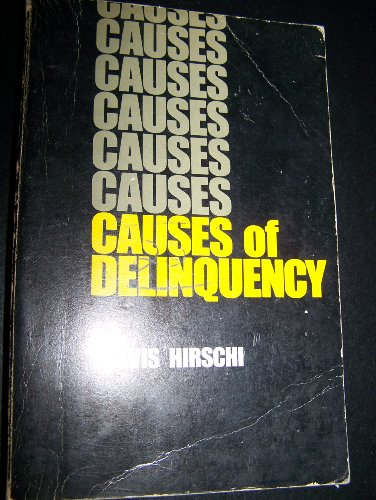causes of delinquency travis hirschi pdf