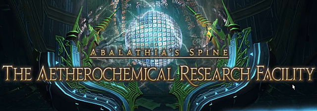 aetherochemical research facility tank guide