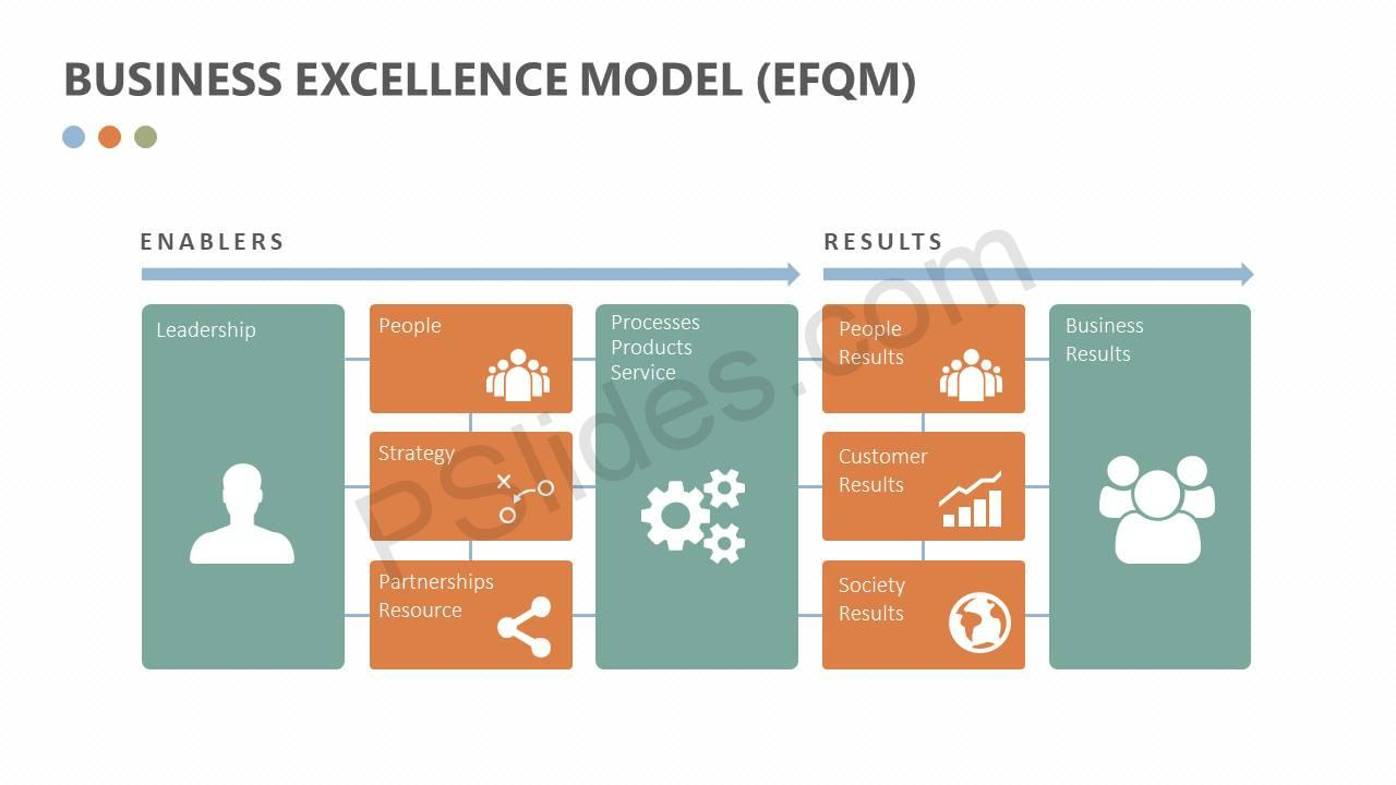 business excellence model pdf