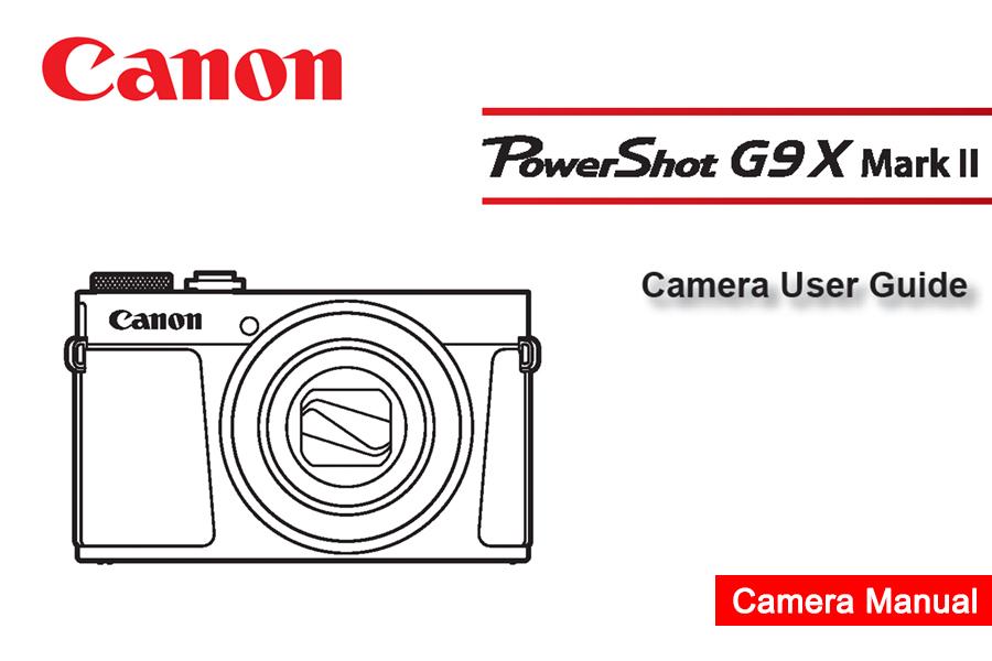 canon g7 user manual pdf