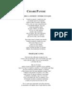 cesare pavese el oficio de vivir pdf descargar