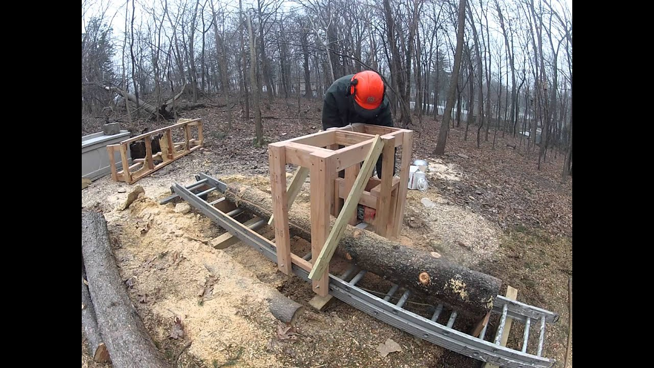 chainsaw mill plans pdf