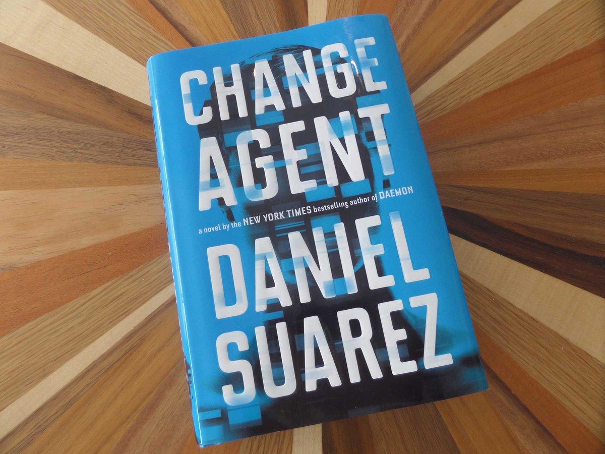 change agent daniel suarez pdf