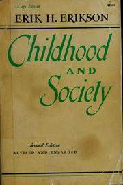 childhood and society erikson pdf