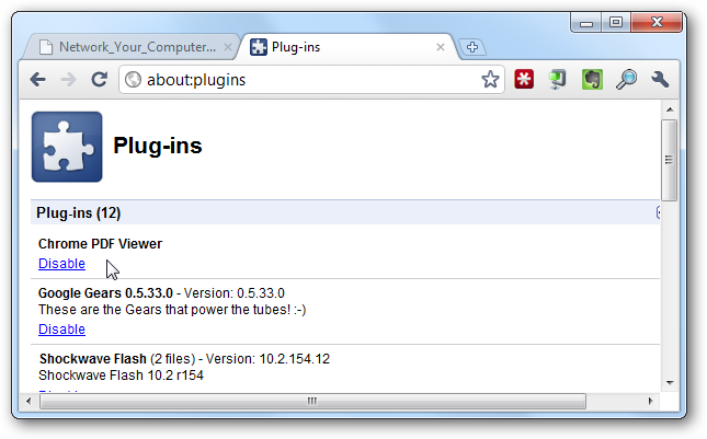 chrome pdf viewer download shortcut