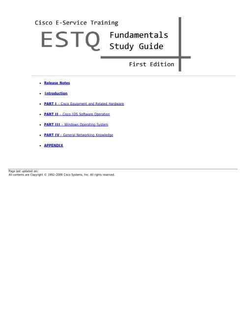 cisco 500 651 study guide