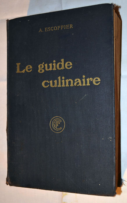 citing le guide culinaire