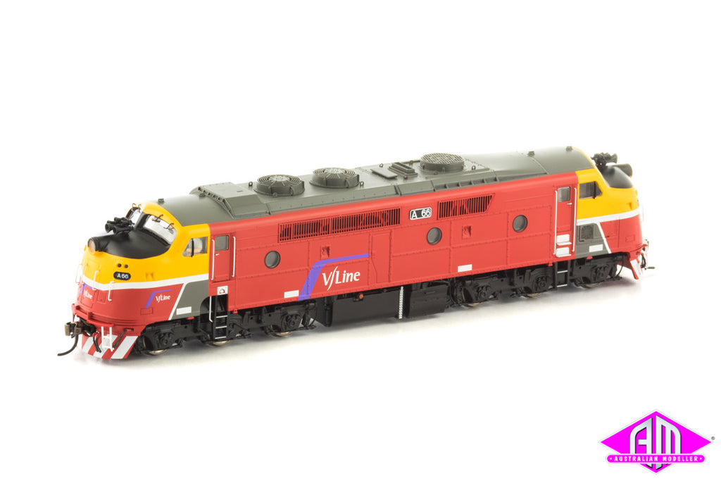 class 66 locomotive manual