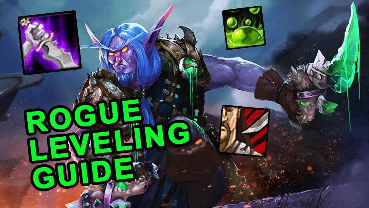 classic wow rogue guide