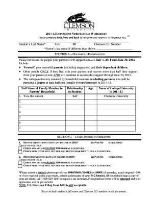 clemson university application
