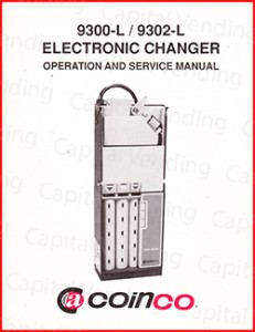 coinco coin changer manual
