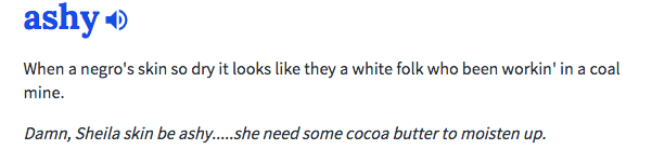 cold shower urban dictionary