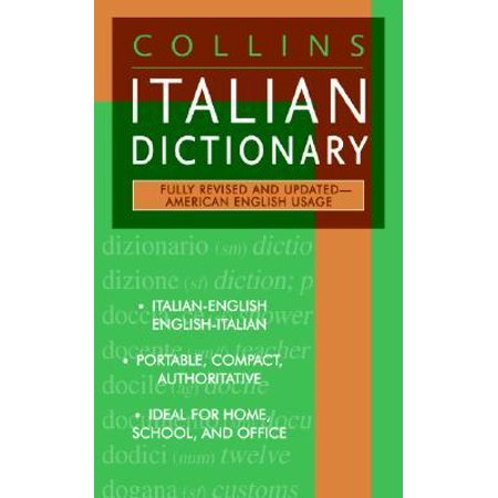 collins italian dictionary app