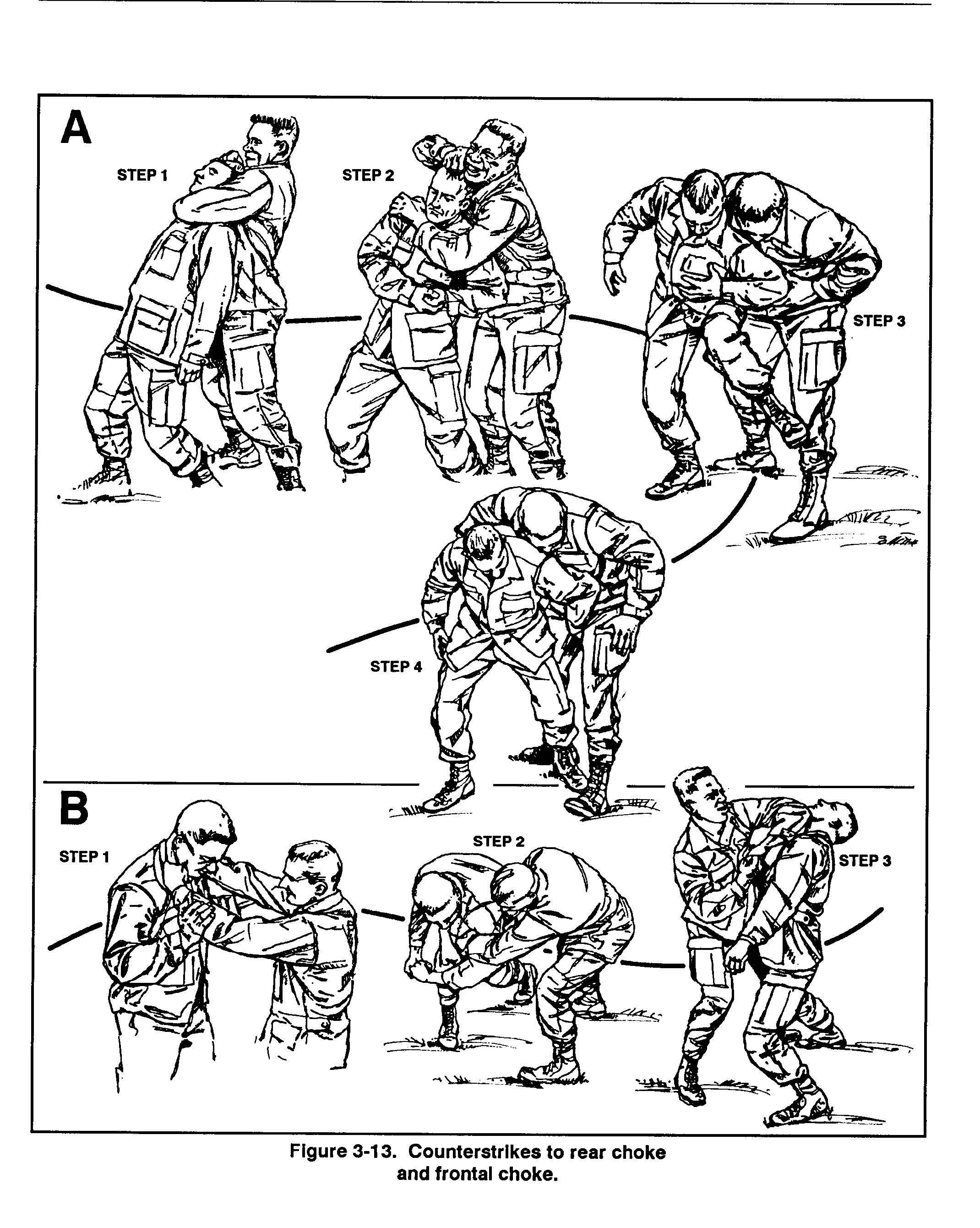 combat dictionary