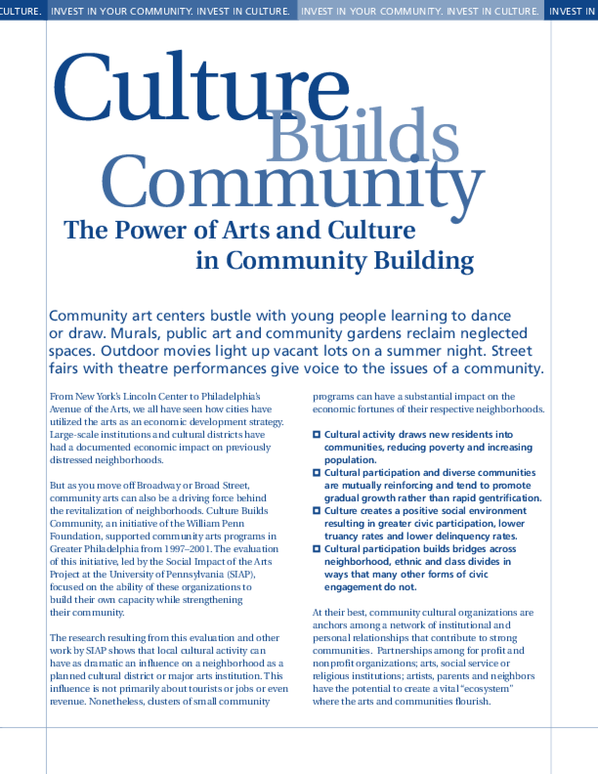 community building pdf
