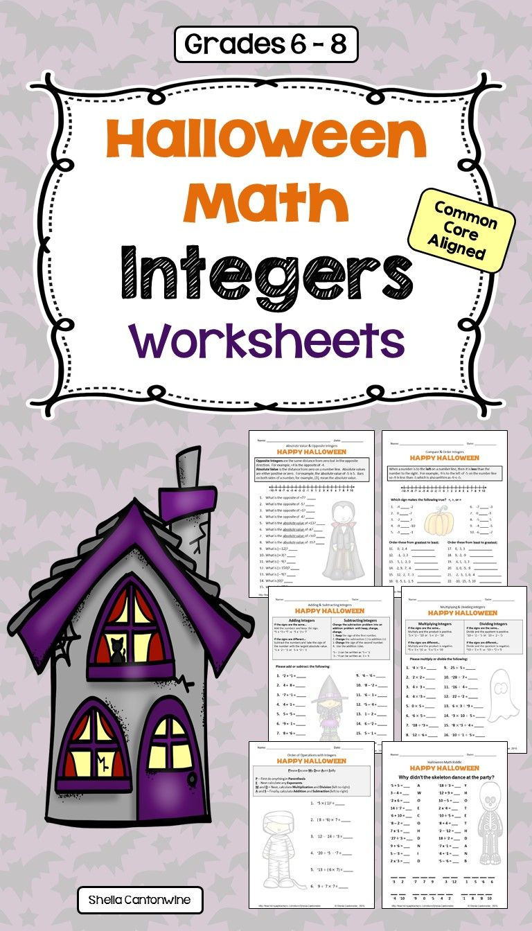 comparing absolute value worksheets pdf