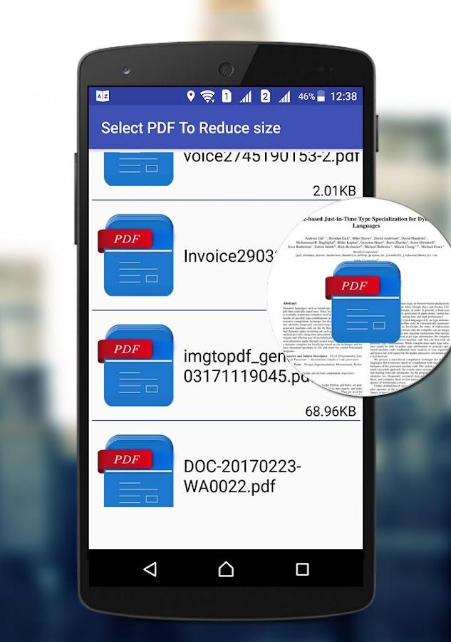 compress pdf to chosen size
