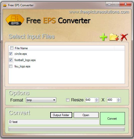 convert eps to pdf windows