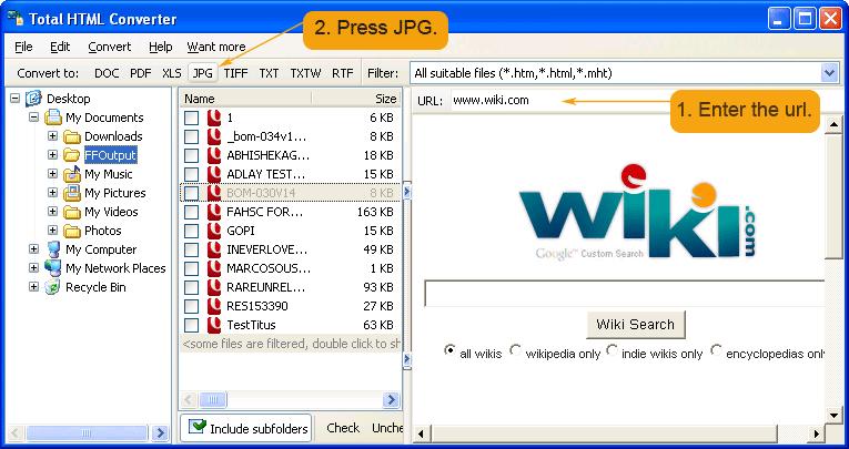 convert mhtml to pdf
