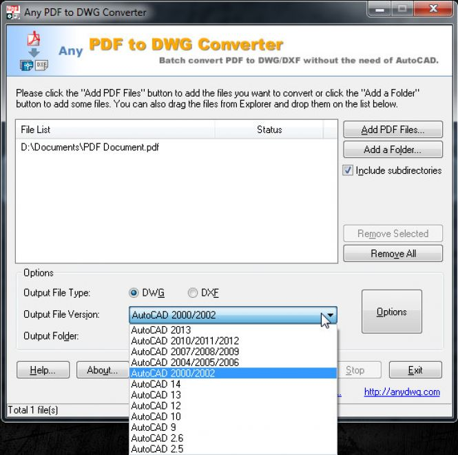 converting vbk file to pdf