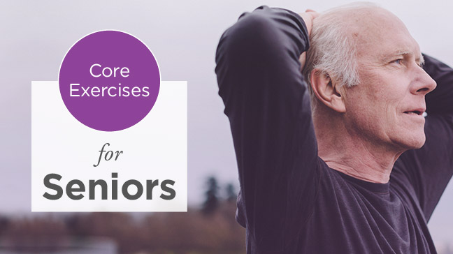 core exercises for seniors pdf