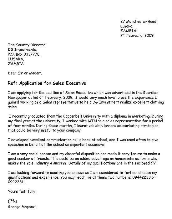 cover letter sample for landscape architect job application