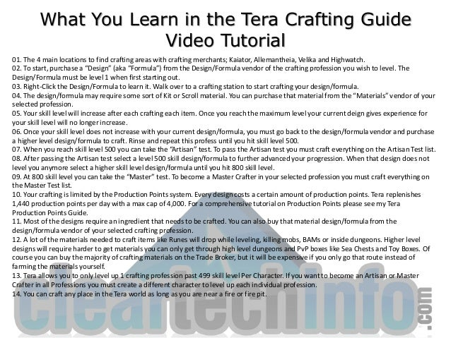 crafting guide givers armor