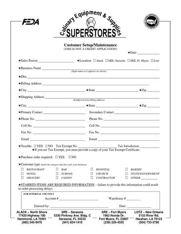 credit application form bunnings warehouse