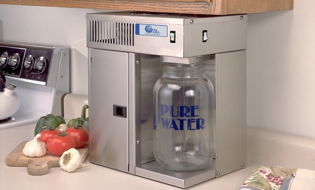 cristofoli water distiller instructions