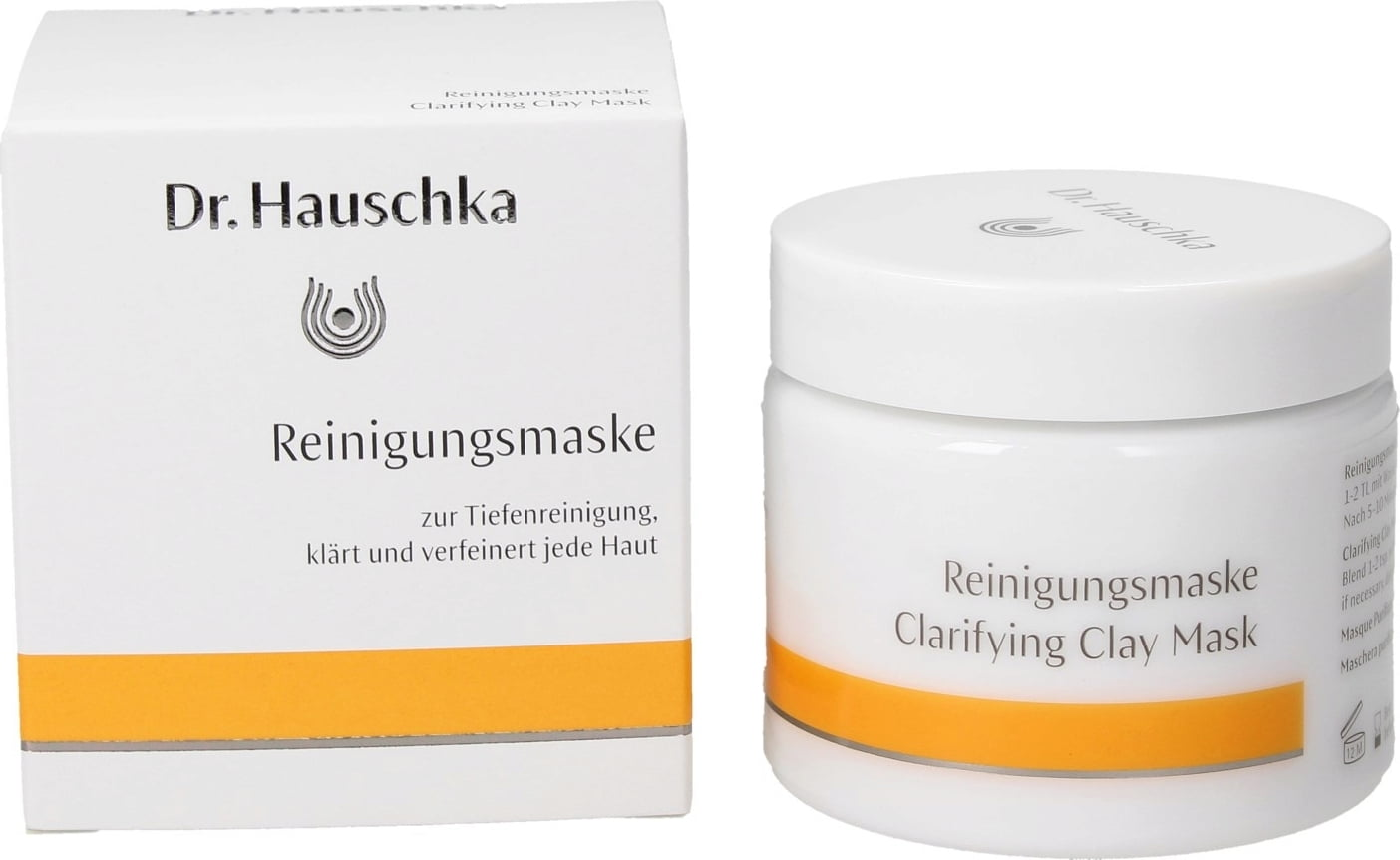 dr hauschka cleansing clay mask instructions