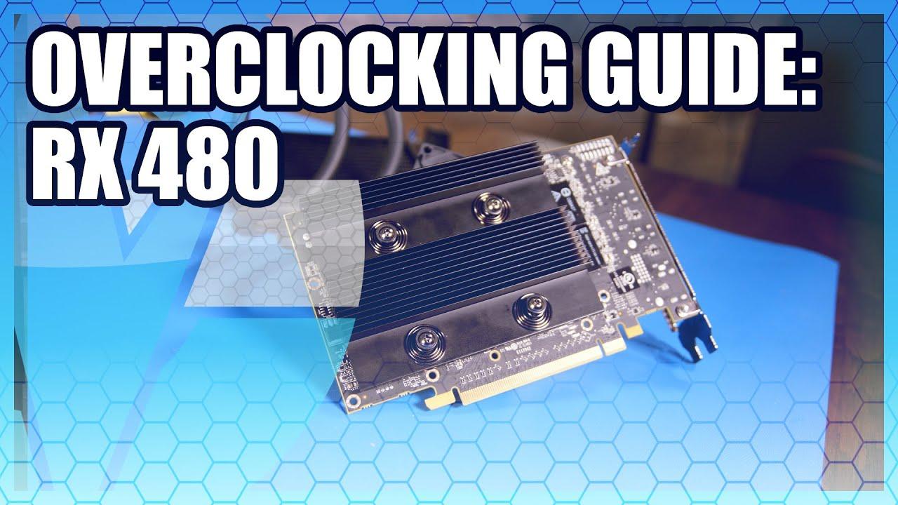 amd gpu overclocking guide