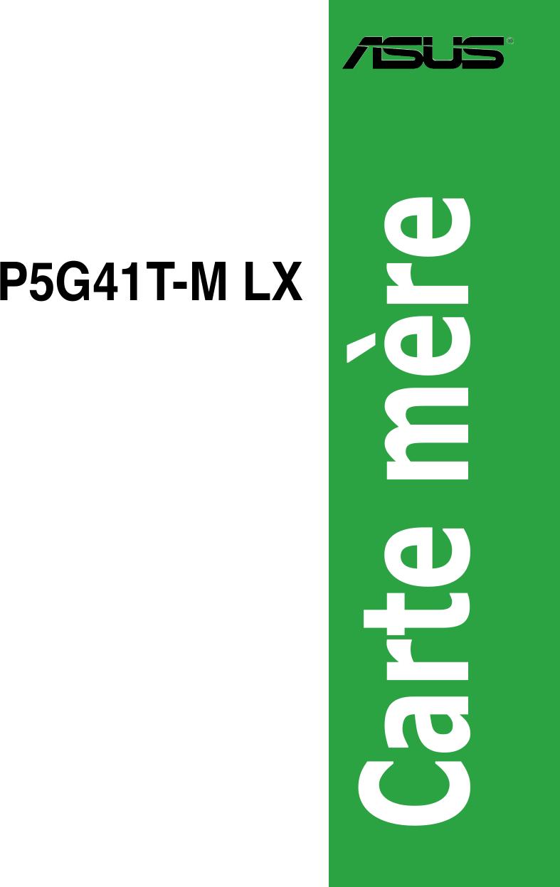 asus p5g41t m lx manual