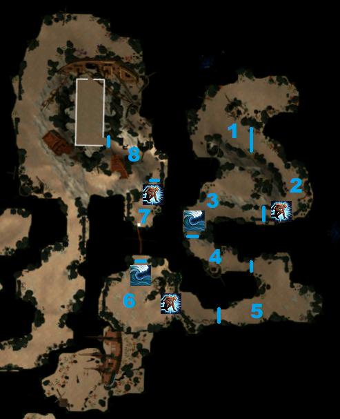 crassian leviathan solo guide