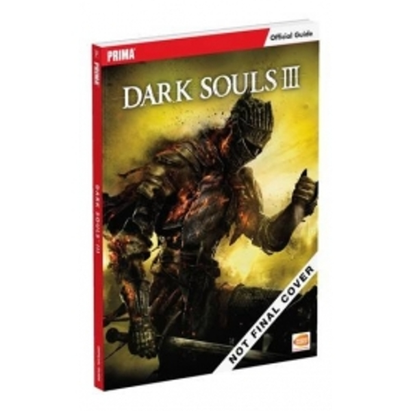 dark souls 3 prima official guide nz