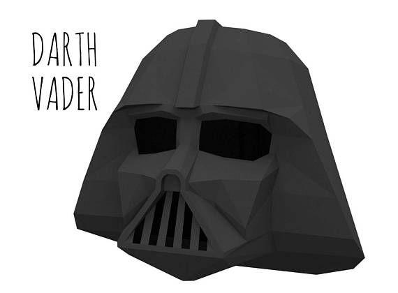 darth vader helmet template pdf
