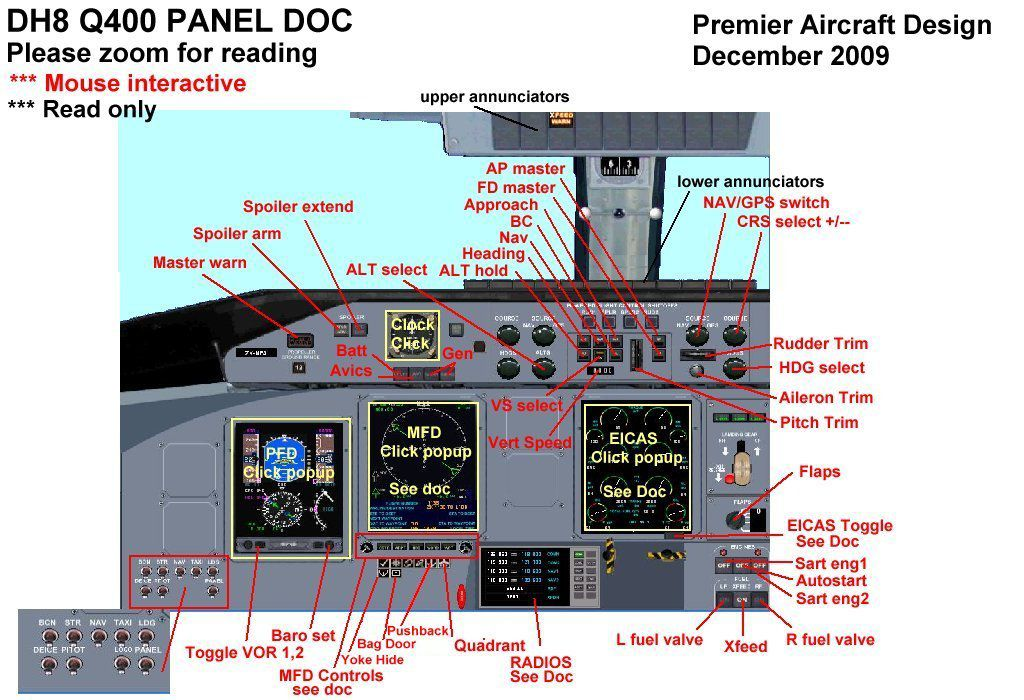 dash 8 flight safety manual