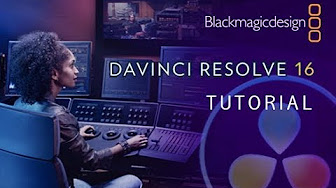 davinci resolve 16 guide