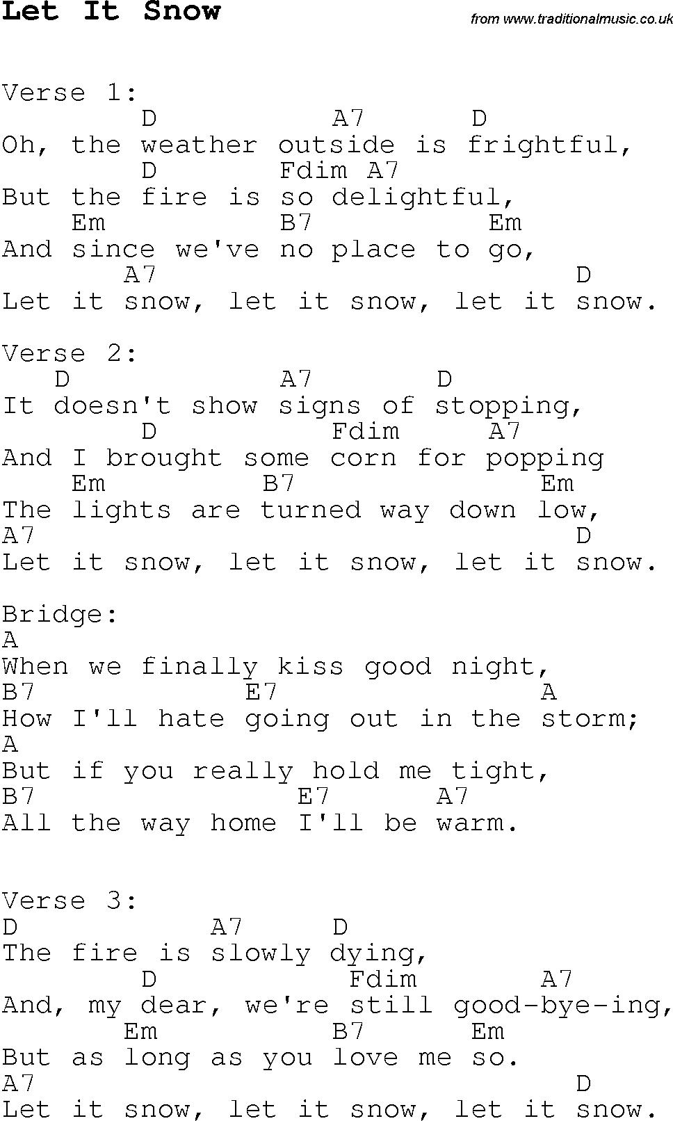 christmas carols guitar chords pdf