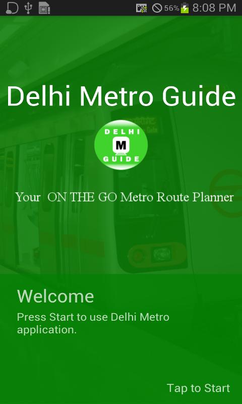 delhi guide offline