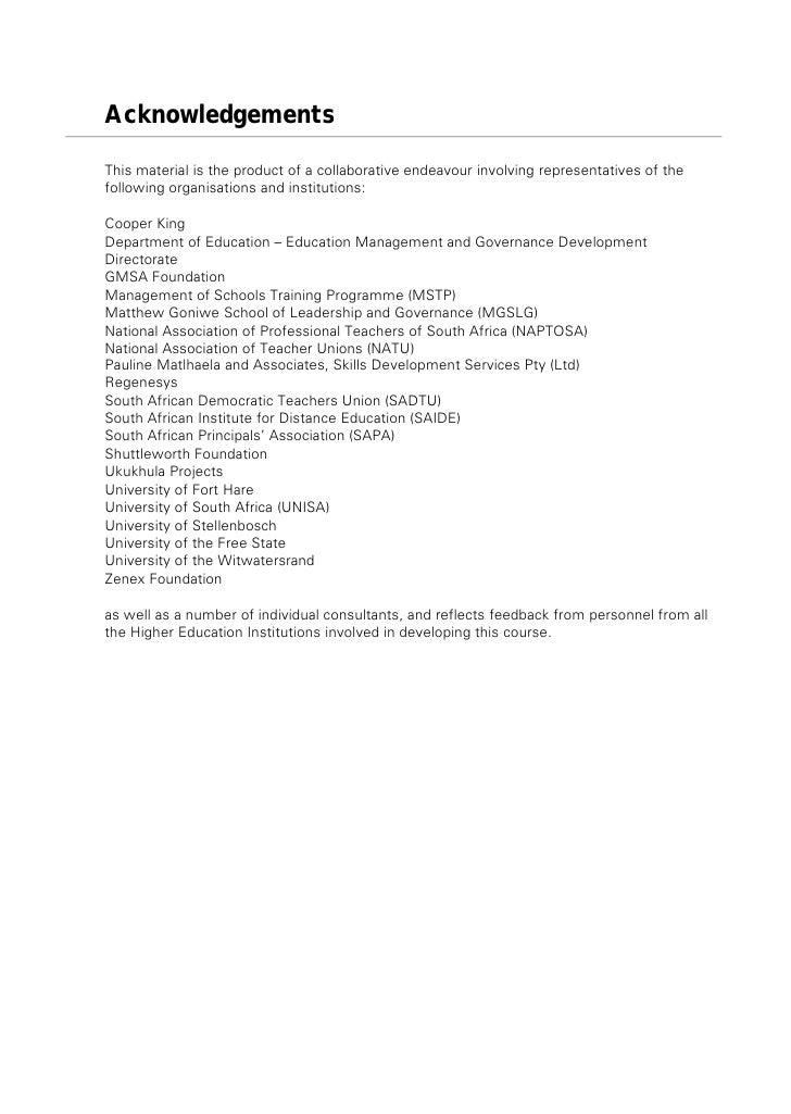 democratic leadership in education pdf