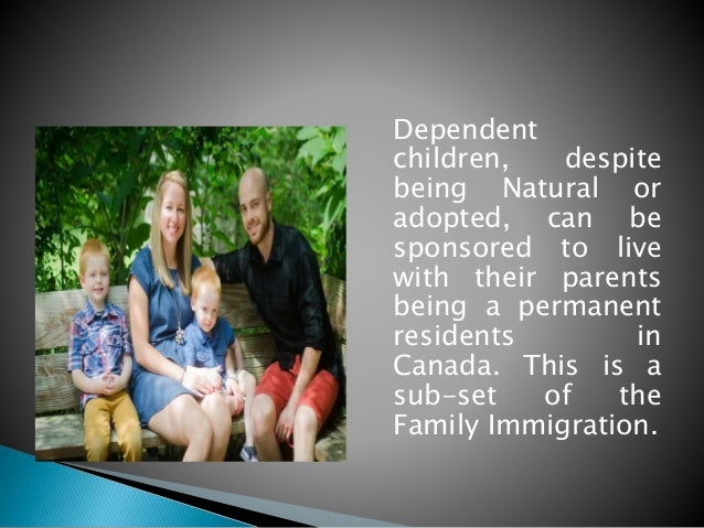 dependent child residency application nz