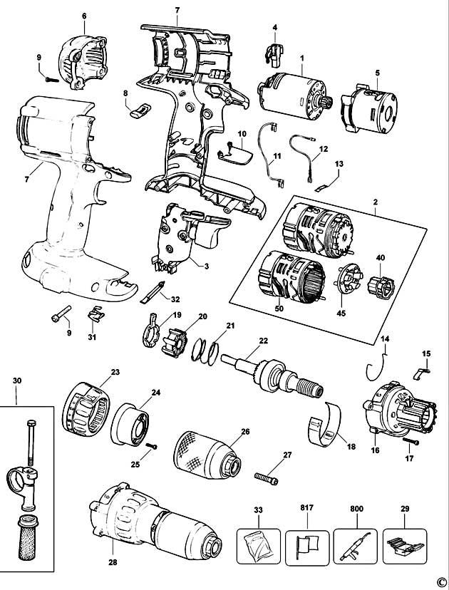 dewalt dc988 manual