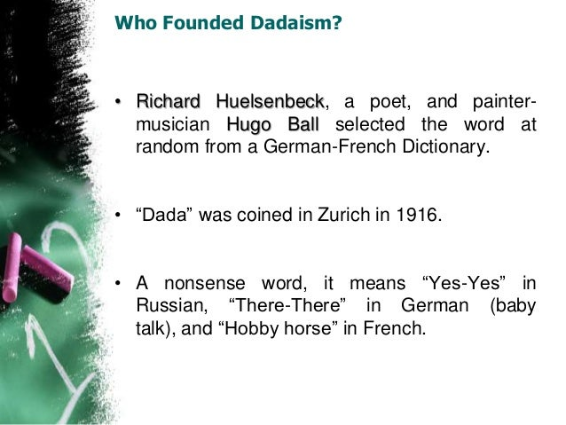 dictionary dada