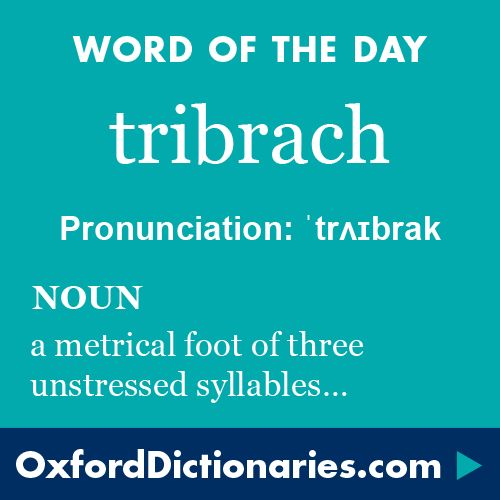 dictionary metrical