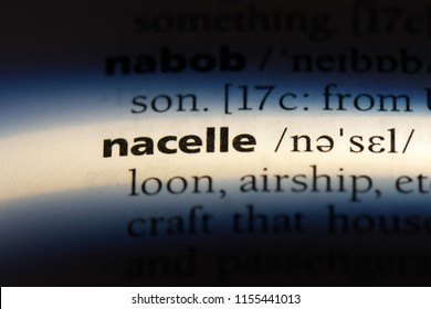 dictionary nacelle