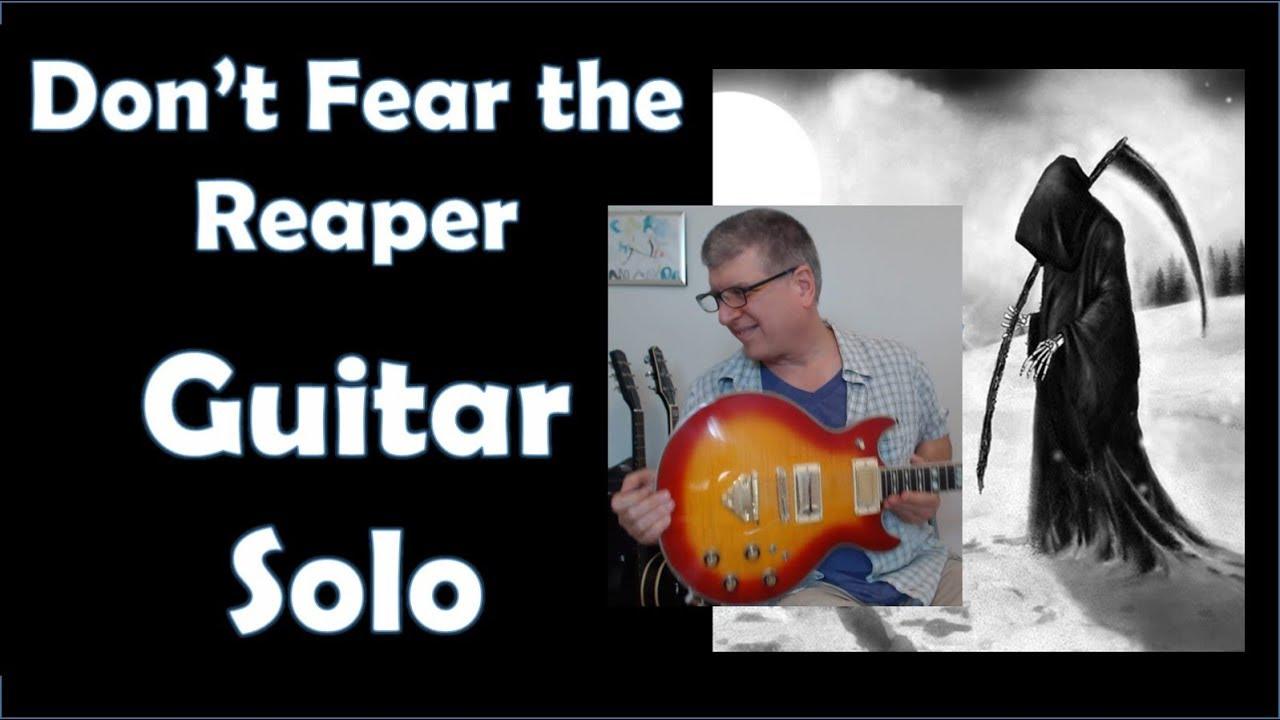 don t fear the reaper tab pdf