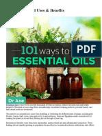 doterra natural solutions class handout pdf