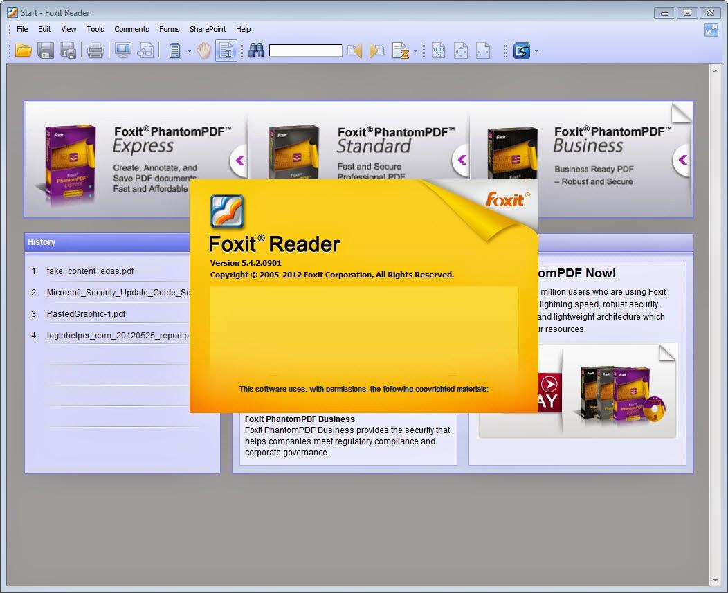 download foxit pdf reader full crack