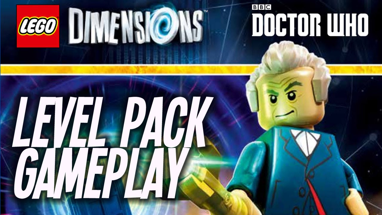 dr who level pack instructions