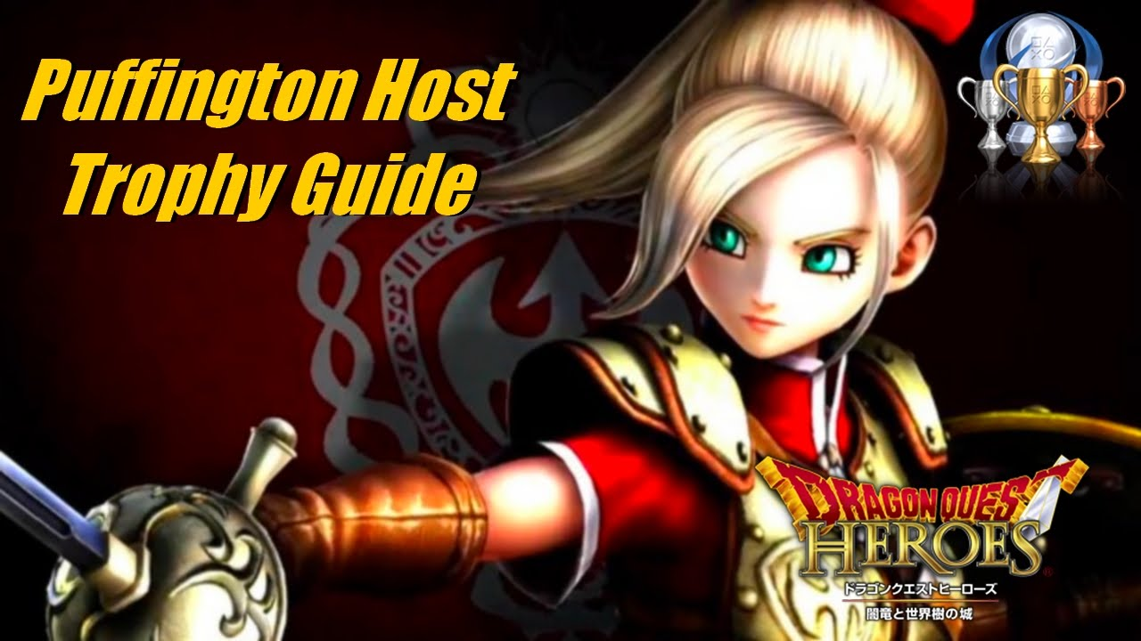 dragon quest heroes guide